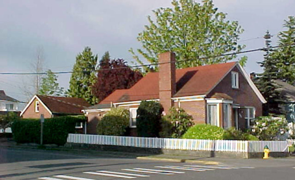 The house at 560 Bell Street in Edmonds. (City of Edmonds)