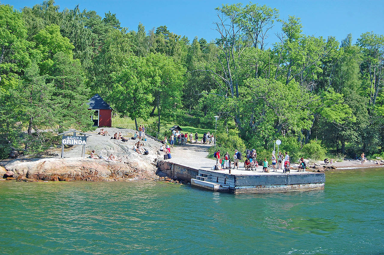 Rick Steves' Europe                                The island of Grinda holds nostalgia for many Stockholmers, who fondly recall when this was a summer camp island. And it retains that vibe today.