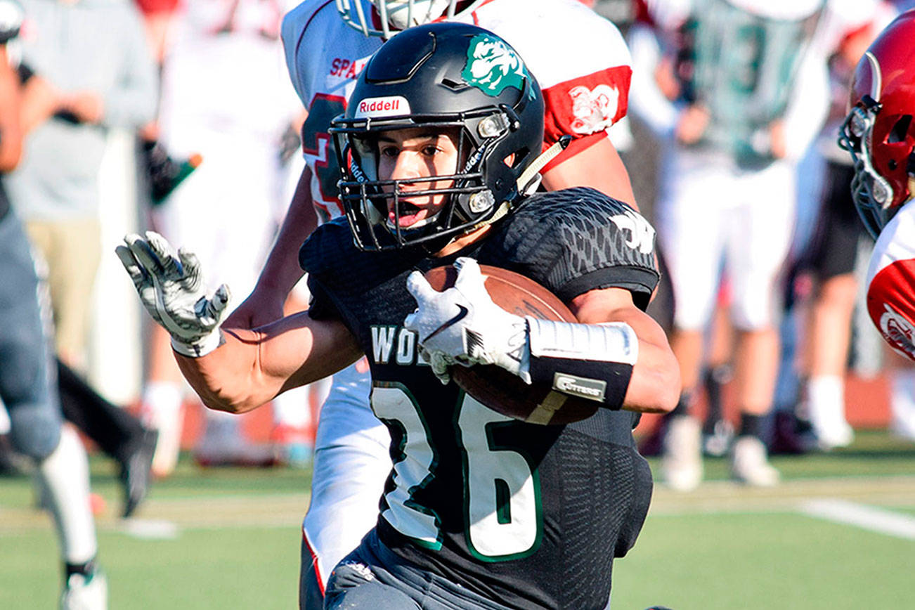 Which prep football teams are favored to win this week?