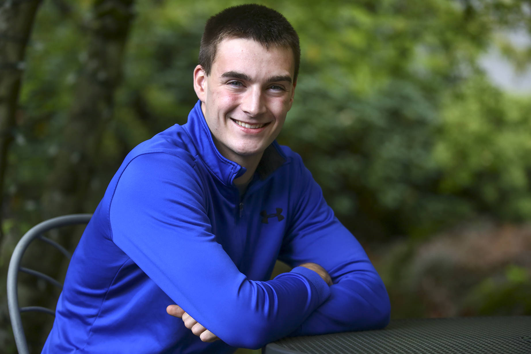 Sky Valley senior aiming for an Ivy League pre-med degree