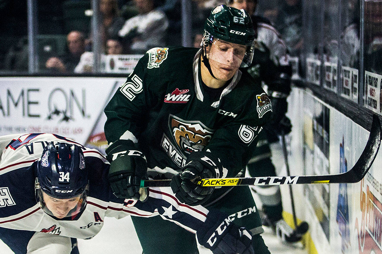 Silvertips notes: Fairbrother, Gut doubtful for Saturday