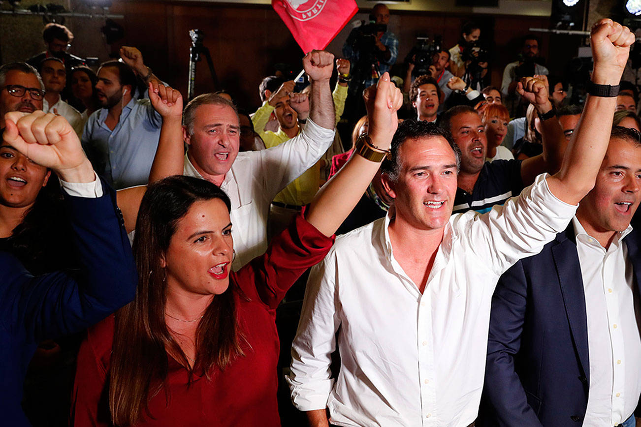 Portugal's Socialists prepare 4 more years in government