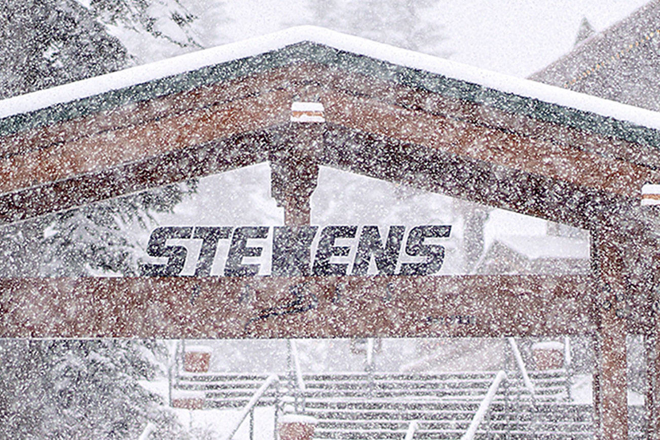 Ski season is near — snow has started to fall at Stevens Pass
