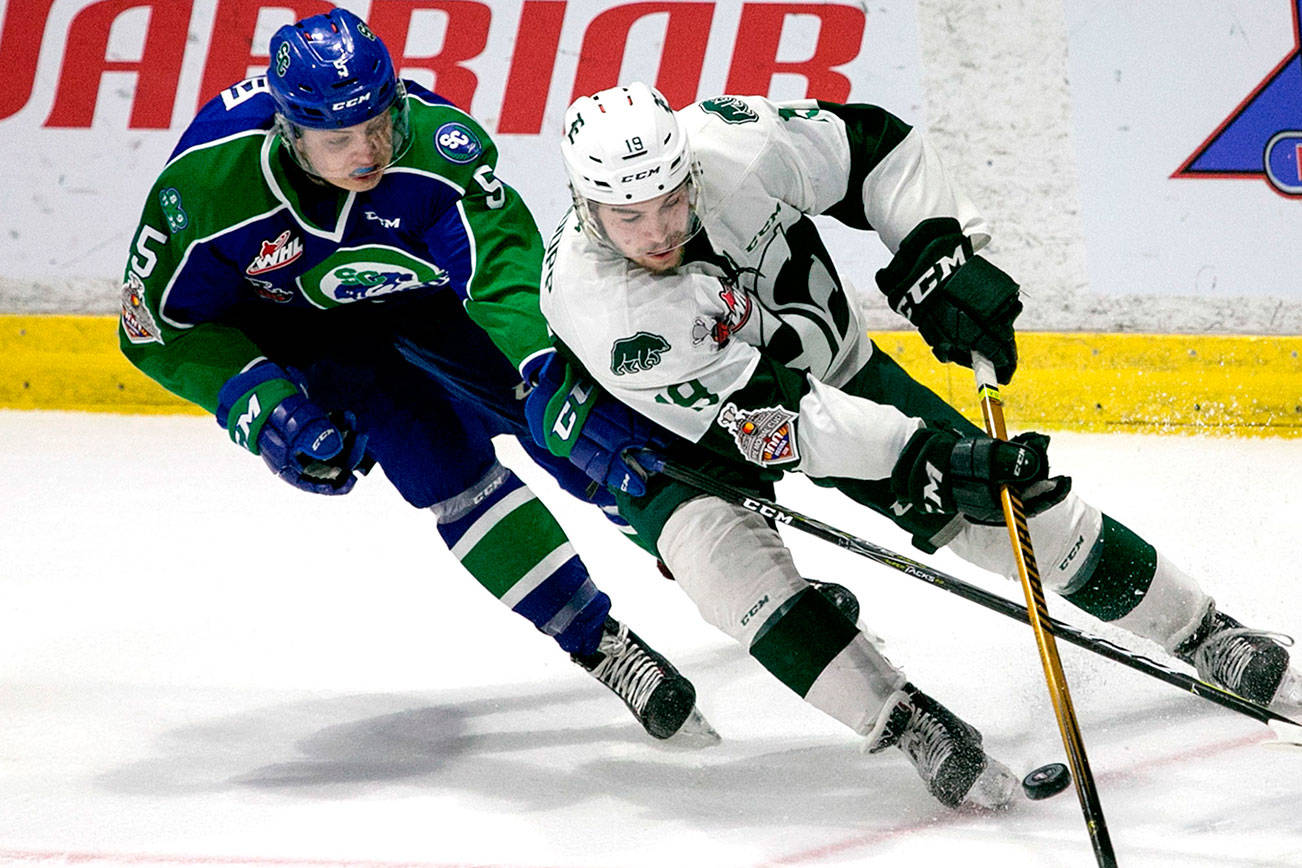 Silvertips notebook: Bryce Kindopp off to sweltering start