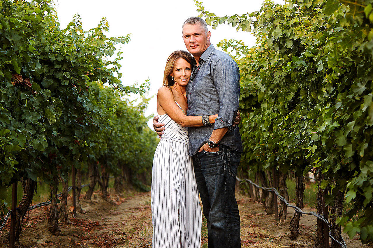 Alexandria Nicole Boyle and her winemaking husband, Jarrod, own and operate Destiny Ridge Vineyard in Washington's Horse Heaven Hills and Alexandria Nicole Cellars in Prosser and Woodinville. (Alexandria Nicole Cellars)