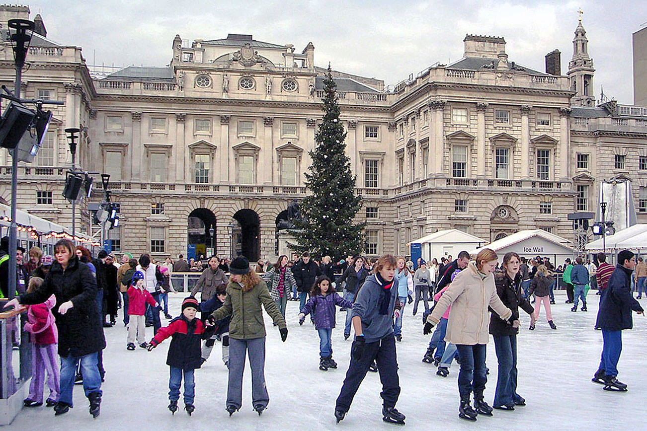 Rick Steves on celebrating a happy Christmas in England