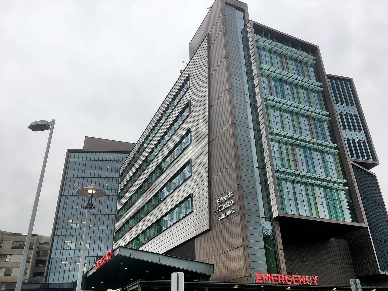 Seattle Children's Hospital is facing a class-action lawsuit on behalf of families of patients who have been sickened by Aspergillus mold. (Sue Misao / Herald file)