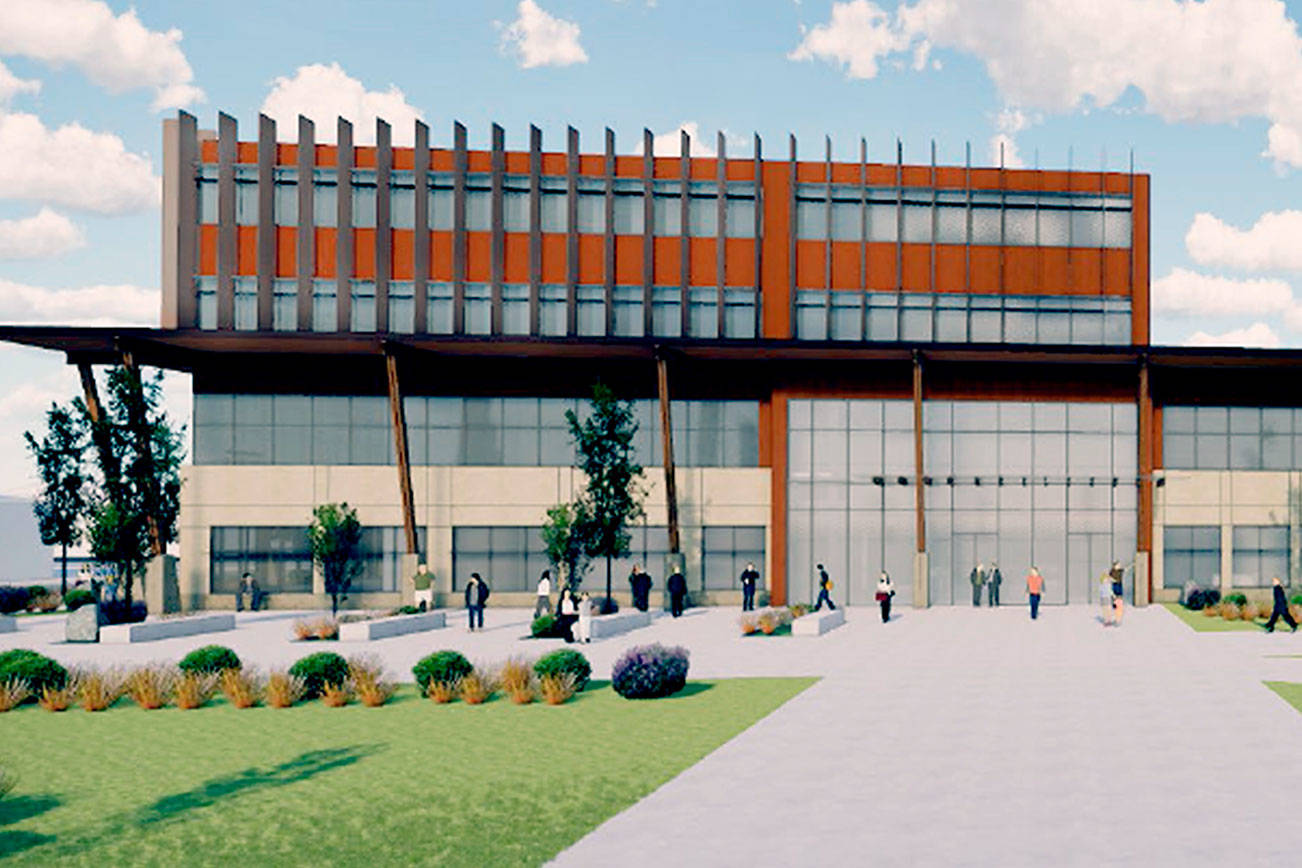 Construction on Marysville's civic center to begin this month
