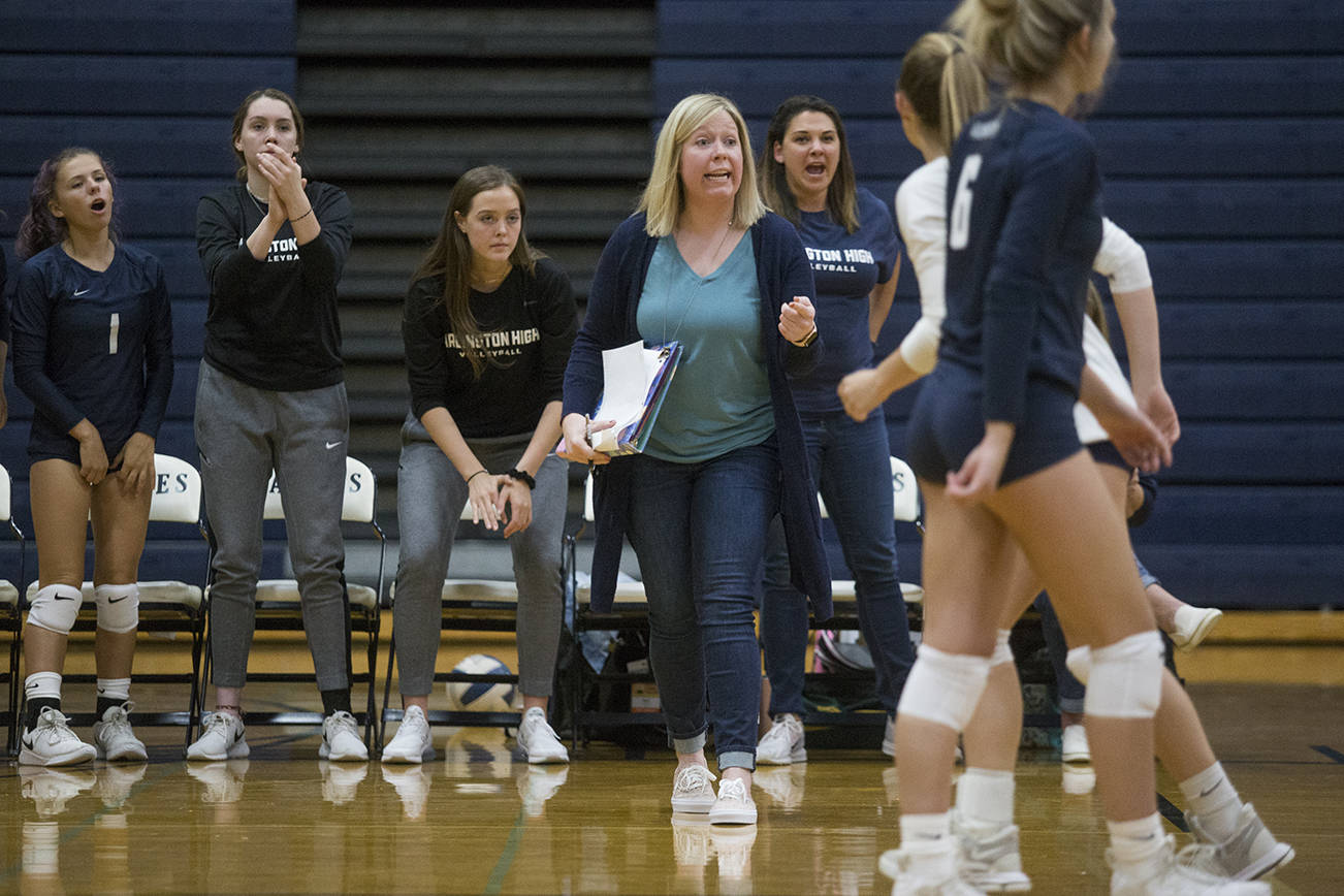 New Everett CC volleyball coach aiming for culture change