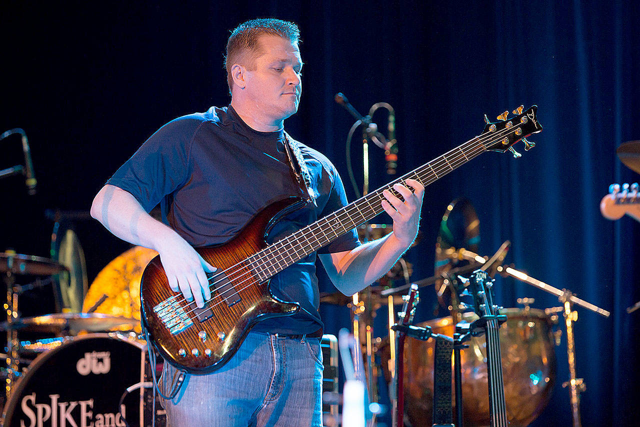 The Sean Keck Project, a jam rock band from Everett formed in 1999, is performing Jan. 24 at The Cove in Lynnwood. (Patti Mullen)