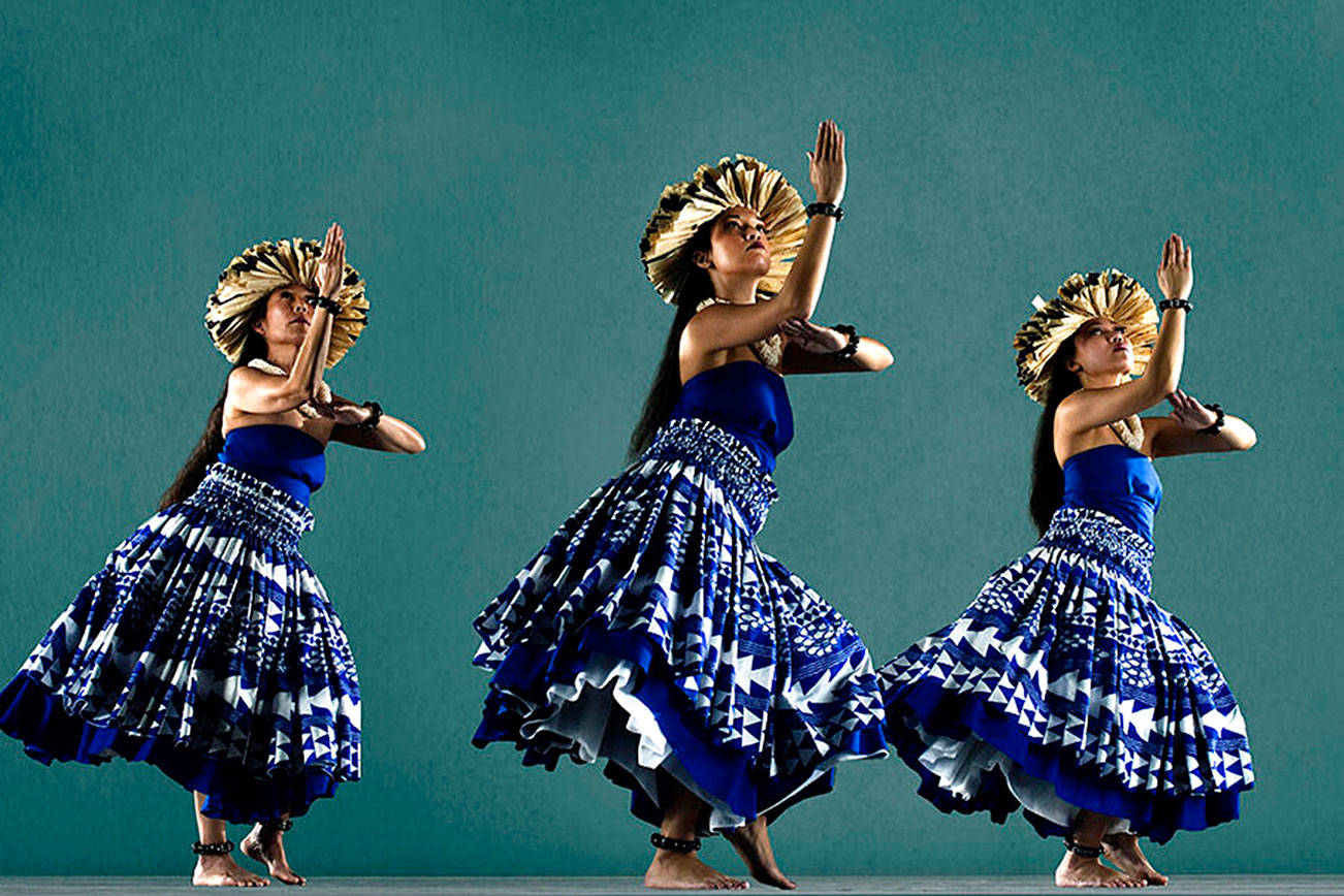 Hawaiian dance troupe performs hula to preserve its culture