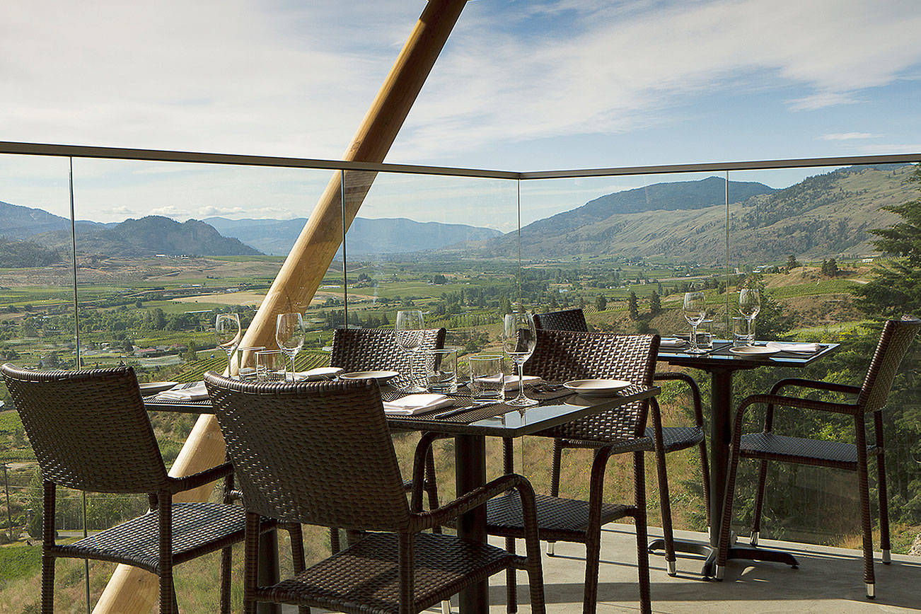 Northwest Wine: You don't have to go far for great Canadian wine
