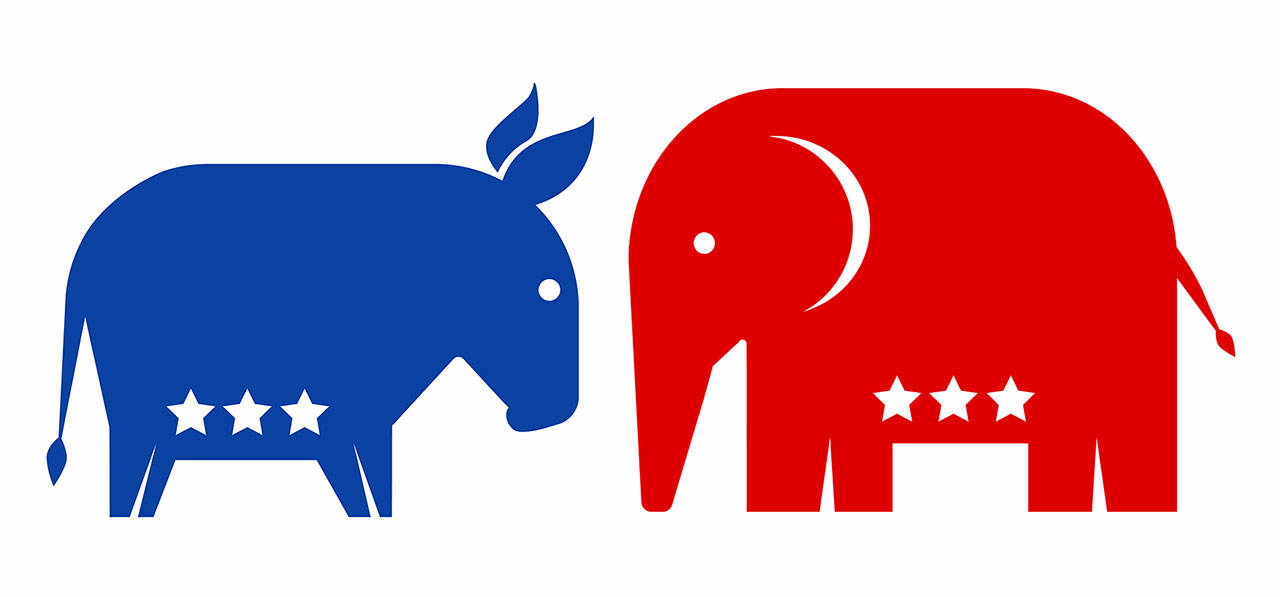 Voters in the primary must designate their party affiliation. (Getty Images)