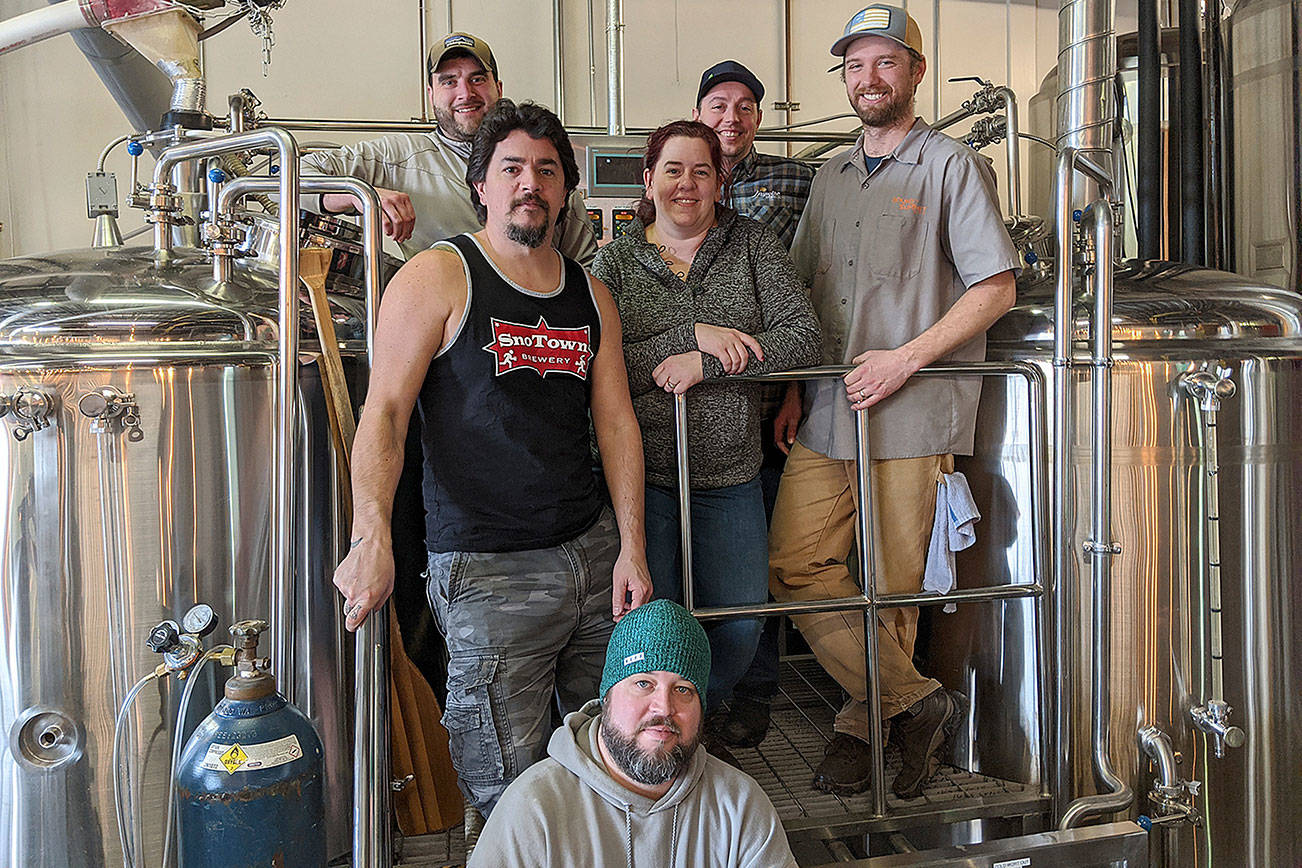 Drink this: Snohomish brewers collab on IPA for open house