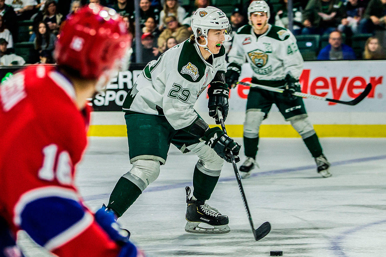 Silvertips' Wylie signs deal with NHL's Philadelphia Flyers