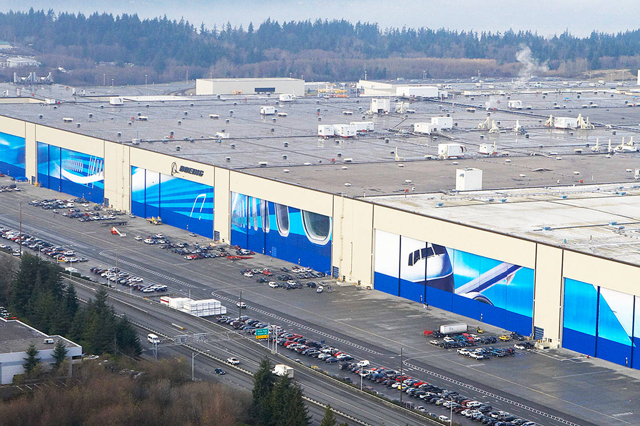 Boeing might have to cut production — and shed Everett workers