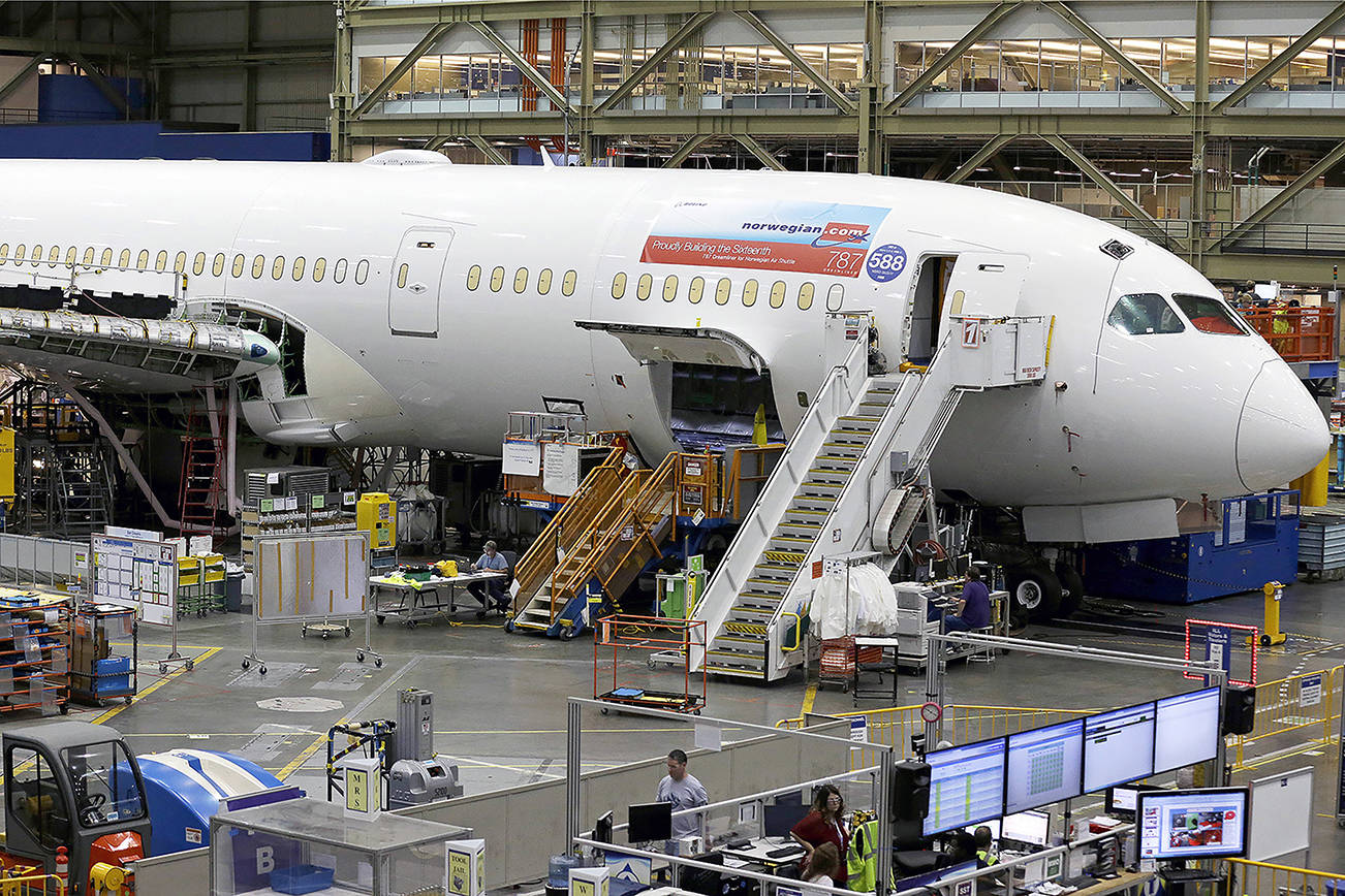 Aerospace suppliers: If Boeing halts production, so will we
