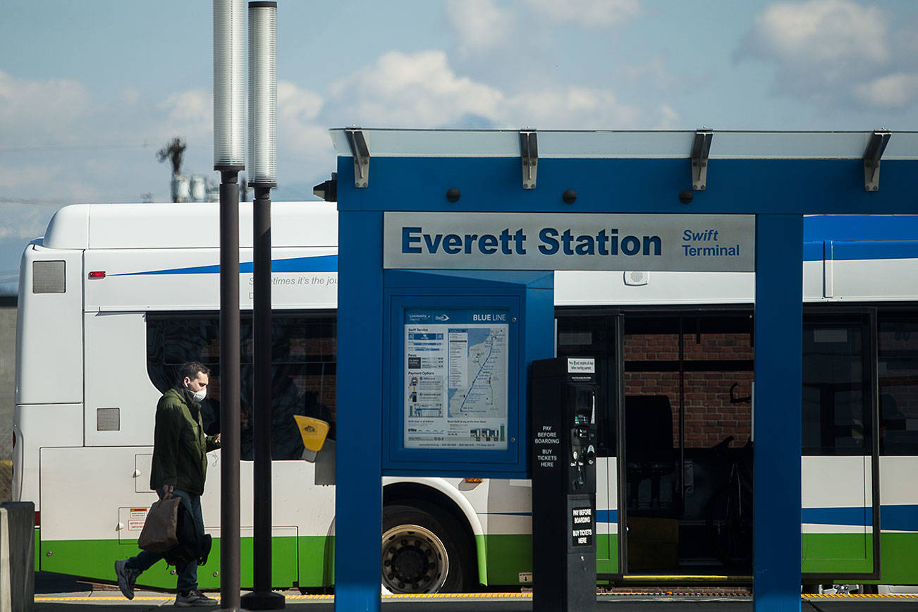 5 more Community Transit workers test positive for COVID-19