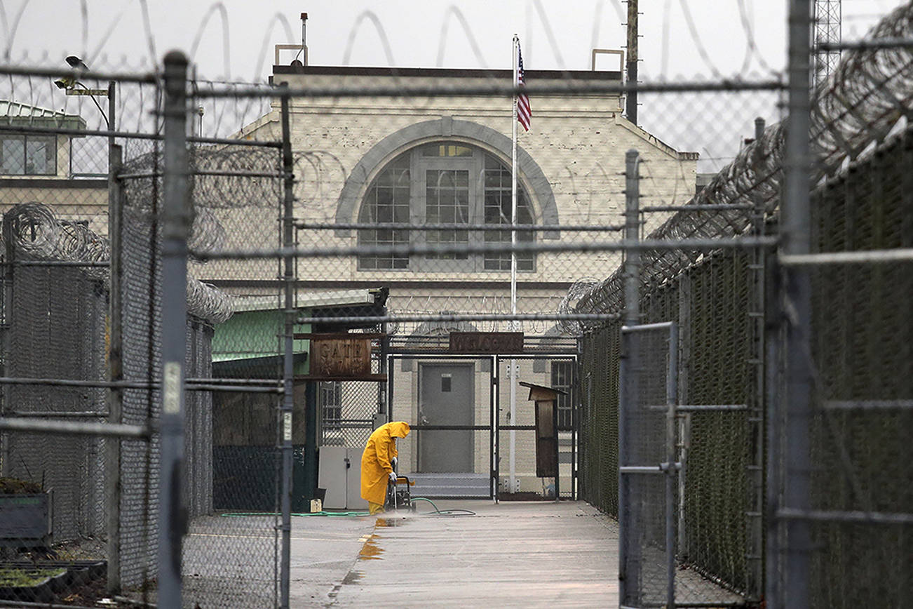 Over 100 Monroe prisoners riot after COVID-19 outbreak