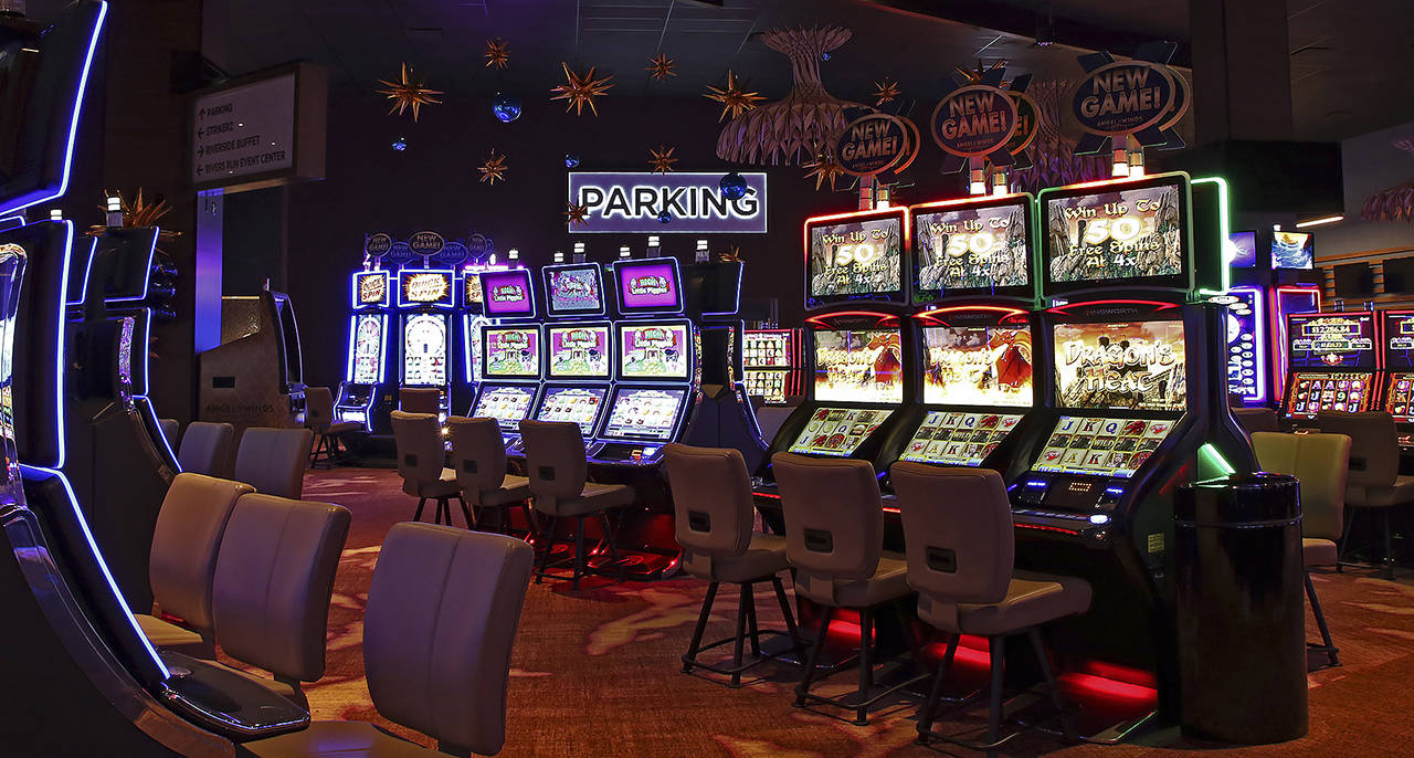 Tribal casino will go smoke-free in response to pandemic | HeraldNet.com