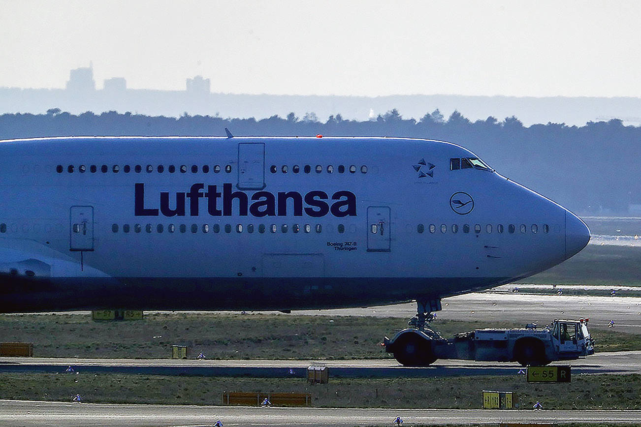Lufthansa in 'tense' talks with Boeing, Airbus plane deferrals