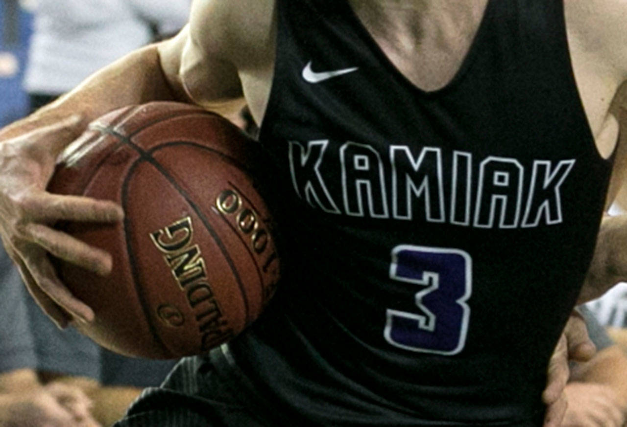 Kamiak High School hired Joe DeGrazia this past Tuesday to lead its boys basketball team. (Kevin Clark / The Daily Herald)