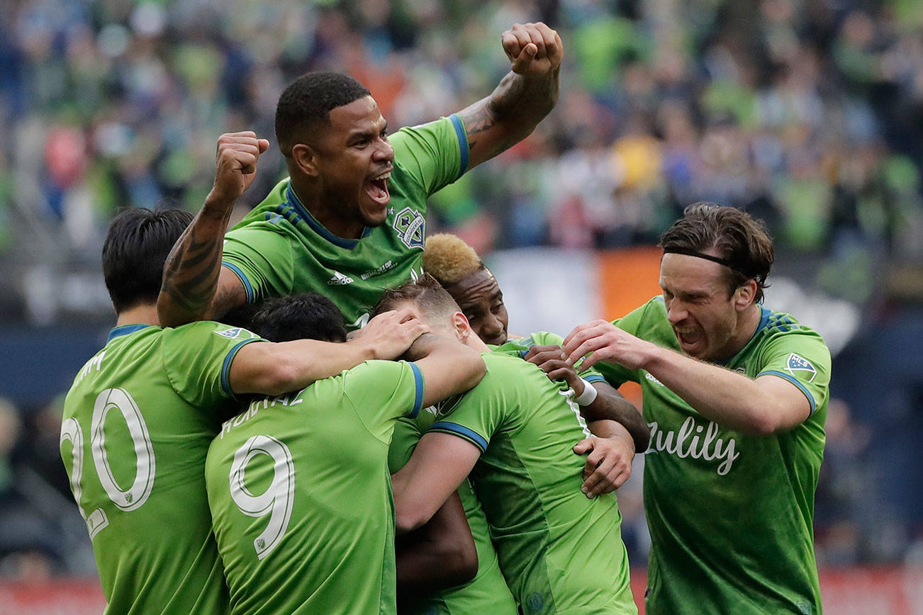Sounders, rest of MLS to resume season this month
