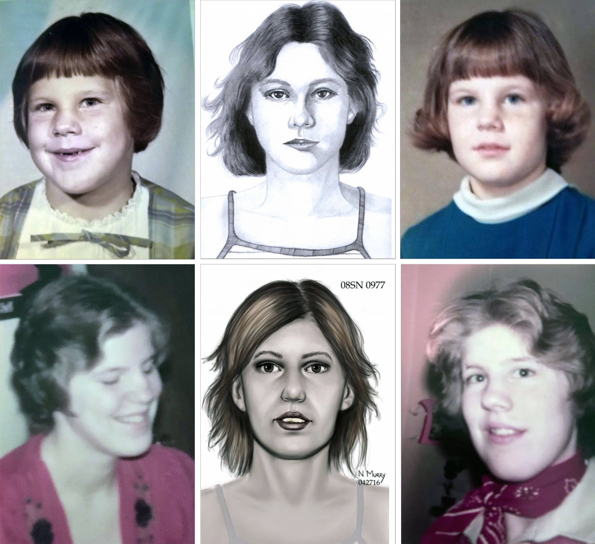 Forensic artists tried twice in the past 12 years to recreate the face of a young woman murdered south of Everett in 1977. But the case remained cold. The Snohomish County Sheriff's Office announced Friday that her name and history had been rediscovered with the help of cutting-edge DNA technology and genealogy research. She was Lisa Roberts, 17, of Roseburg, Oregon.