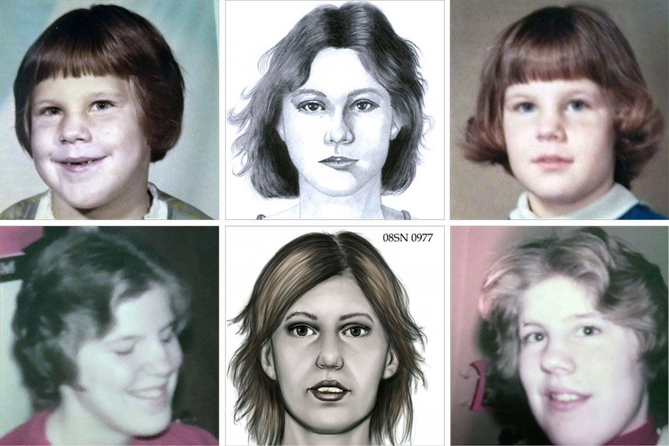 Solved: For 43 years, she was 'Precious' Jane Doe