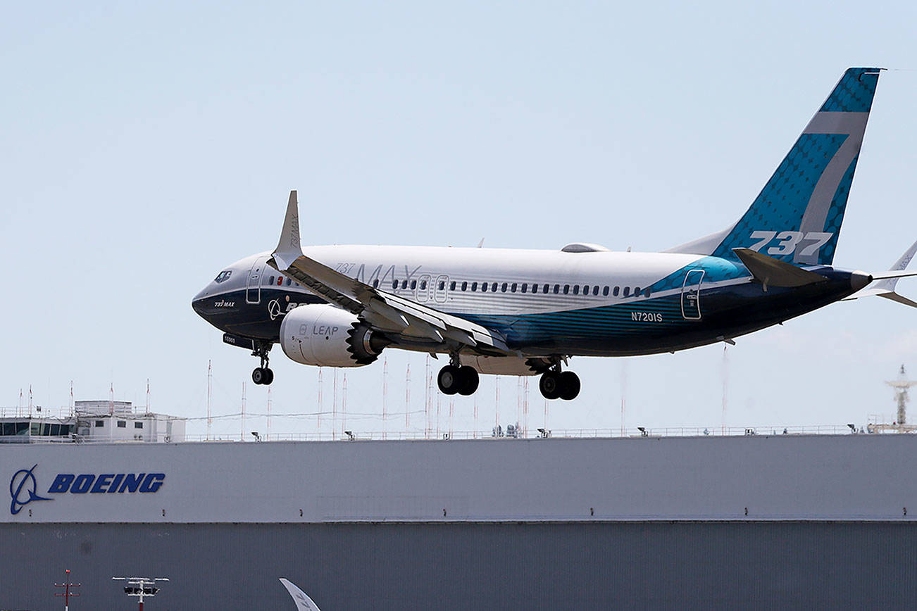 FAA concludes three days of test flights of Boeing's 737 Max