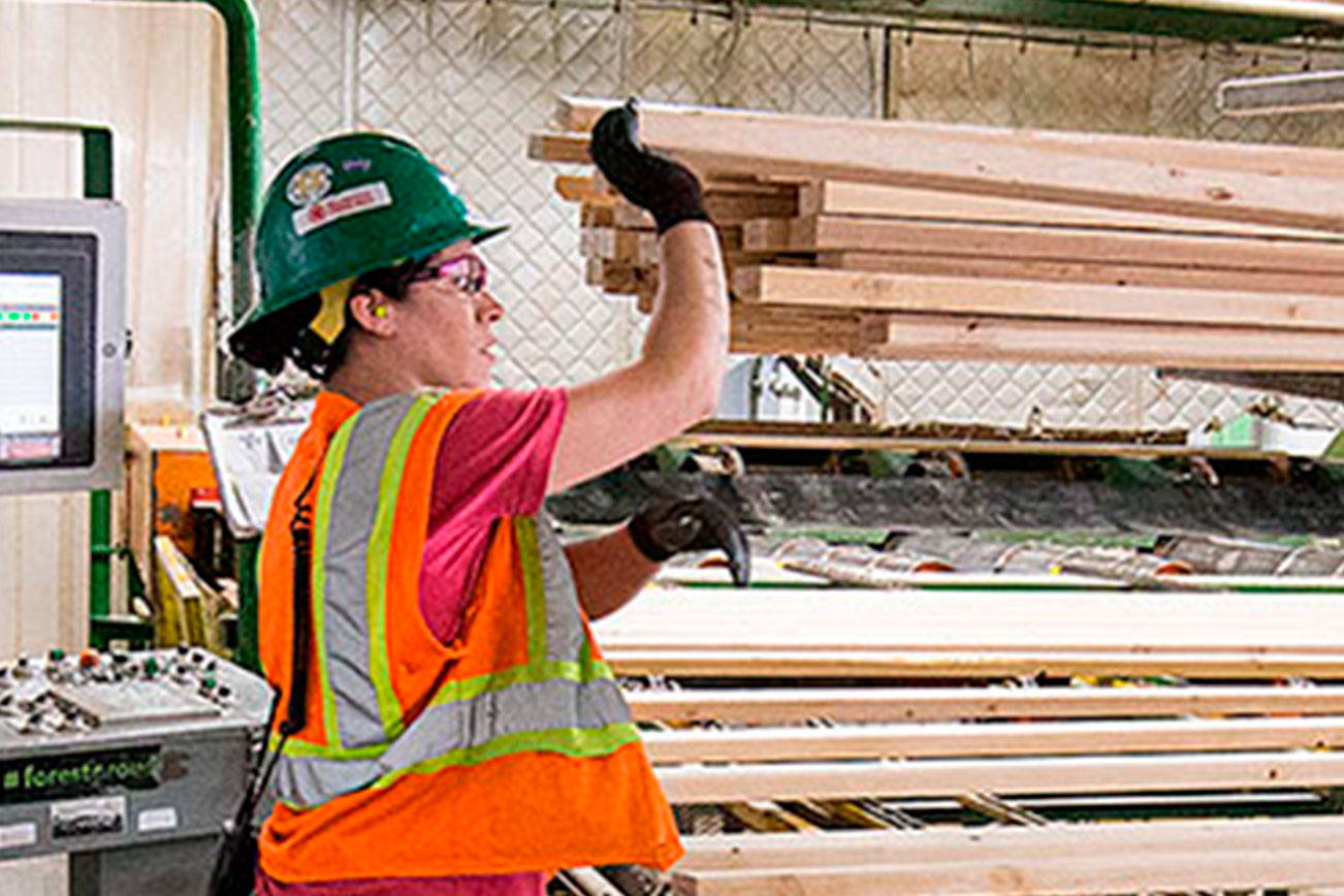 Timber technology center could bring 100 jobs to Darrington
