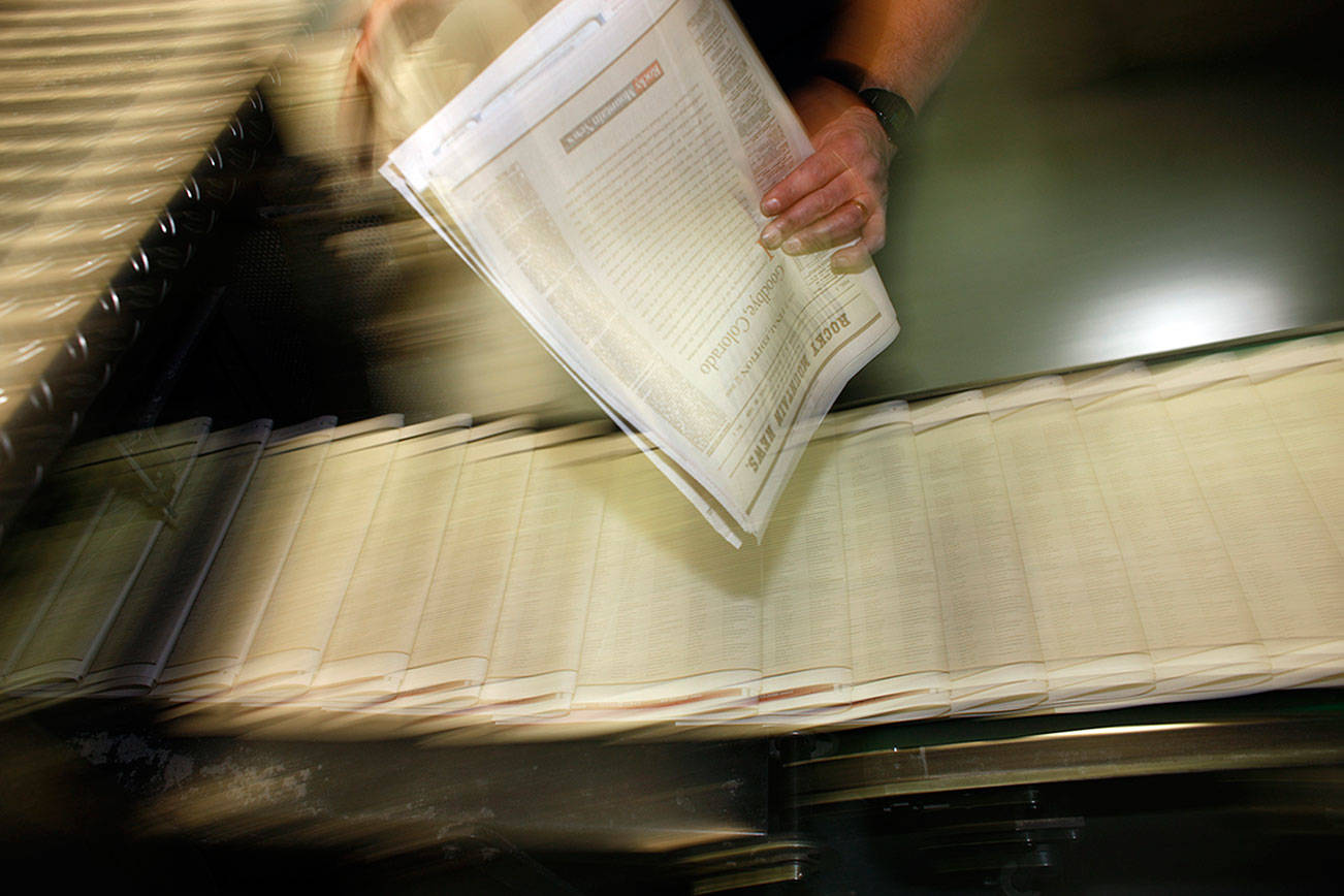 Editorial: Tax credit proposal would aid local journalism