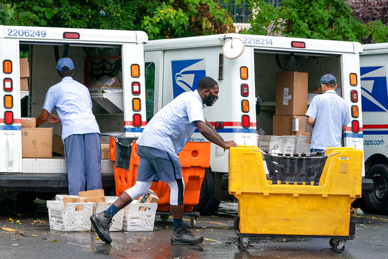 Editorial: Protect U.S. Postal Service's role in our elections