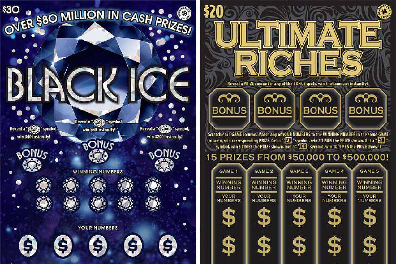 A man is accused of illegally redeeming 98 packs of scratch tickets he allegedly stole. (Washington's Lottery)
