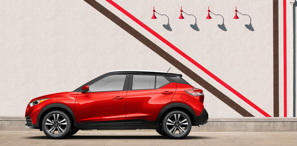 Every 2020 Nissan Kicks model comes standard with the company's Safety Shield 360 group of driver-assistance technology. (Manufacturer photo)