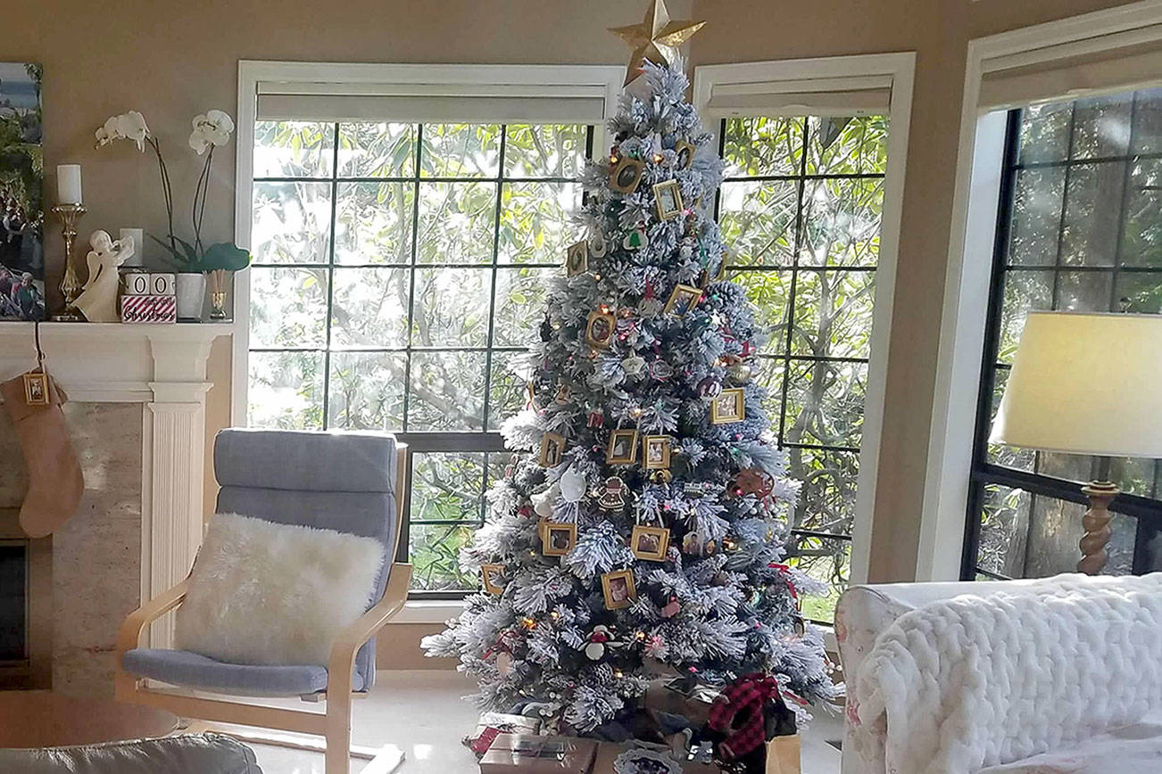 When it comes to flocked Christmas trees, everyone has strong opinions. (Jennifer Bardsley)