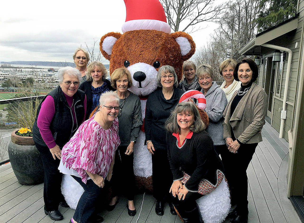 Members of the Providence General Children's Association Teddy Bear Breakfast Committee in 2018. (Contributed photo)