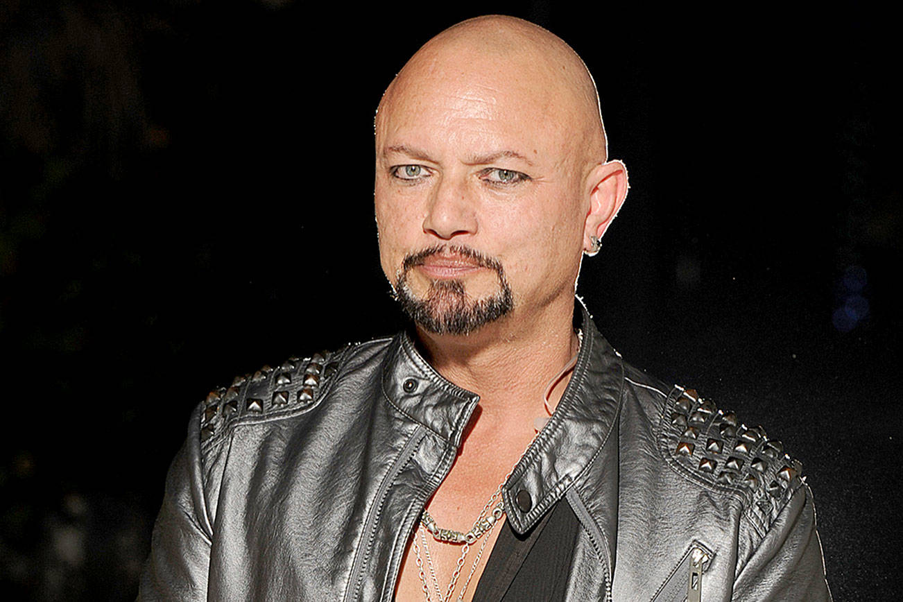 Former Queensryche frontman Geoff Tate will perform a 30th anniversary show May 28 at the Historic Everett Theatre. (Associated Press)