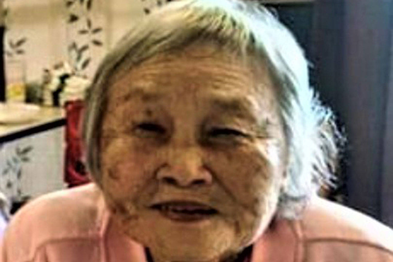 Jeanette Ho Shin Weddell, 96, died of COVID-19 on Dec. 29, 2020. (Contributed photo)