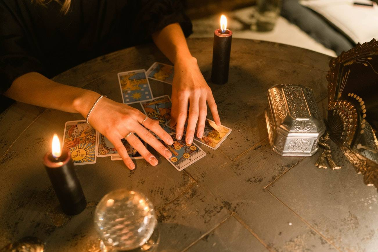 Tarot Reading main image