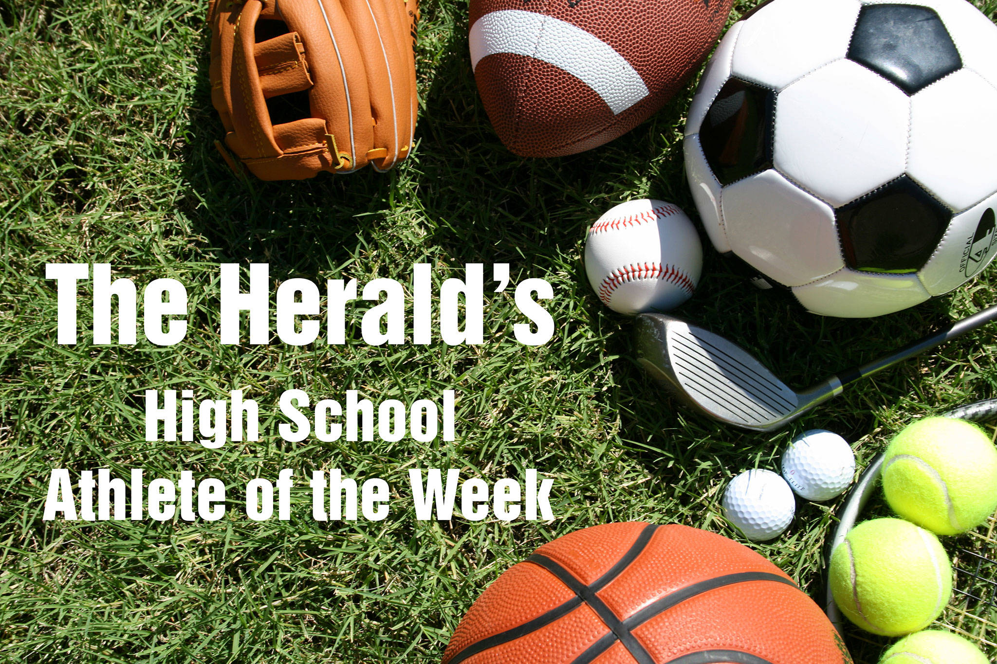 The Herald's Athlete of the Week poll.