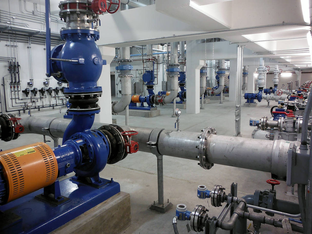 Lake Stevens Sewer District wastewater treatment plant. (Lake Stevens Sewer District)