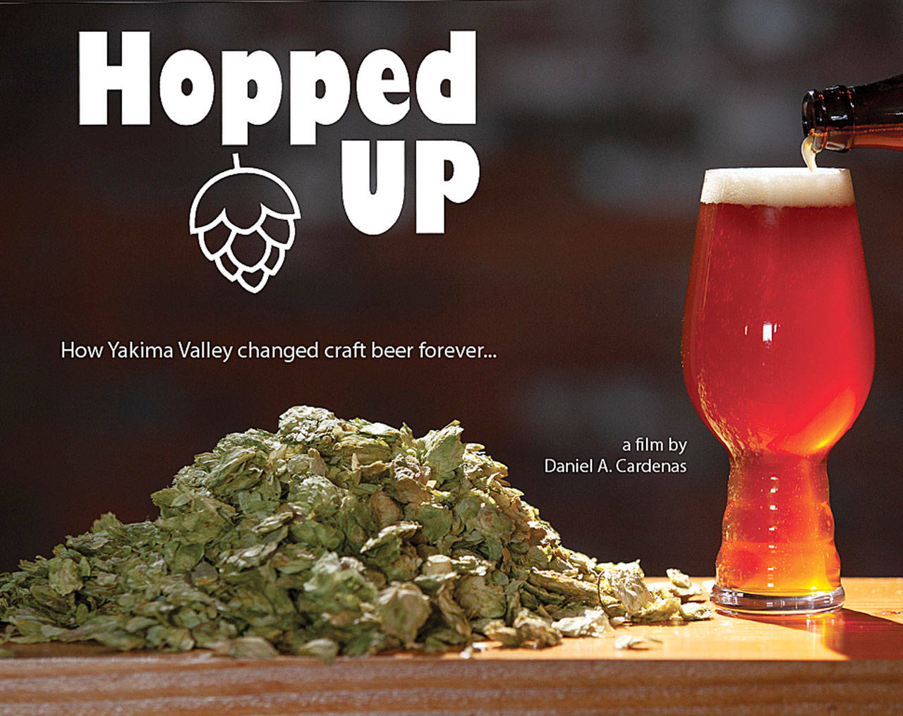 """The new documentary """"Hopped Up"""" tells the story of hop breeders in Yakima Valley and how their innovation has changed the craft beer industry. (Bakerbuilt Works)"""