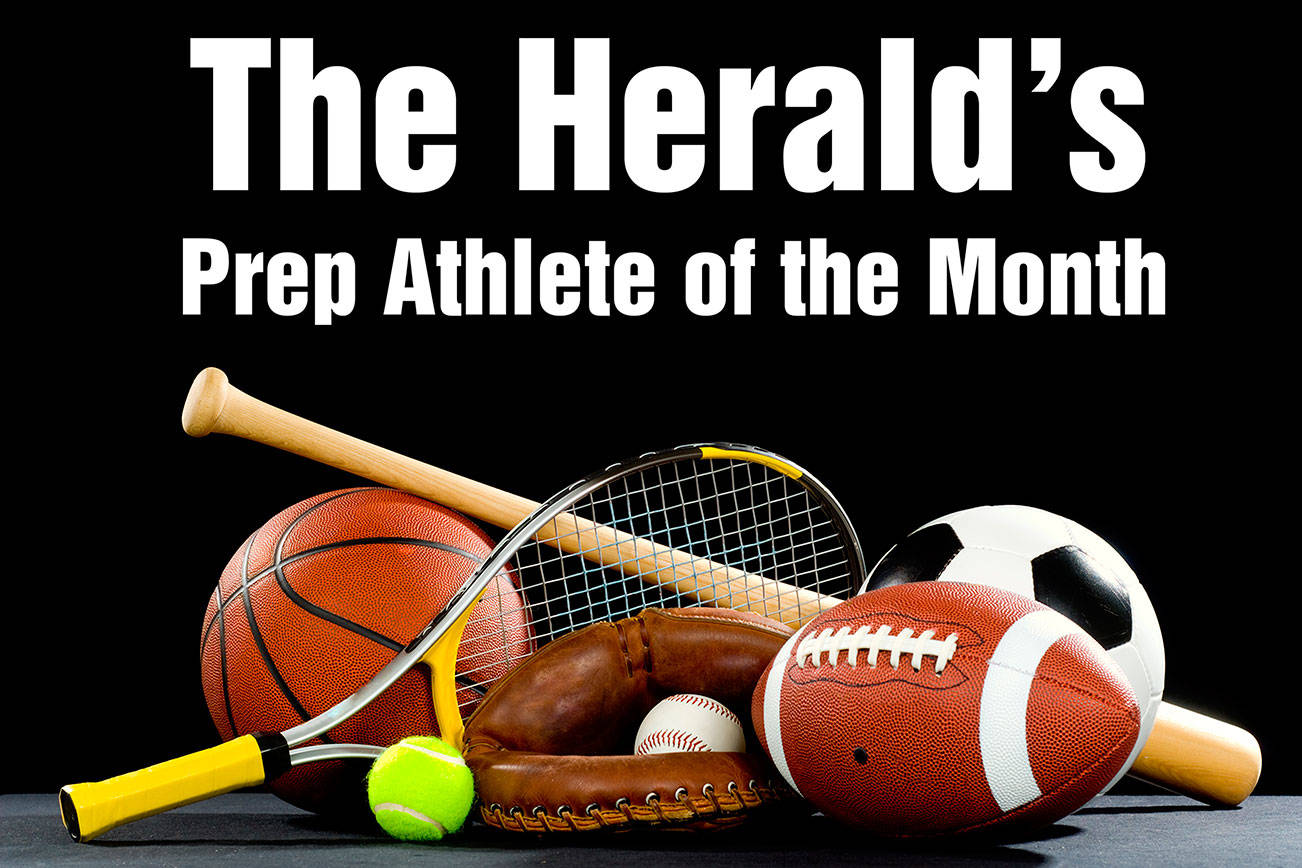 The Herald's Prep Athlete of the Month.