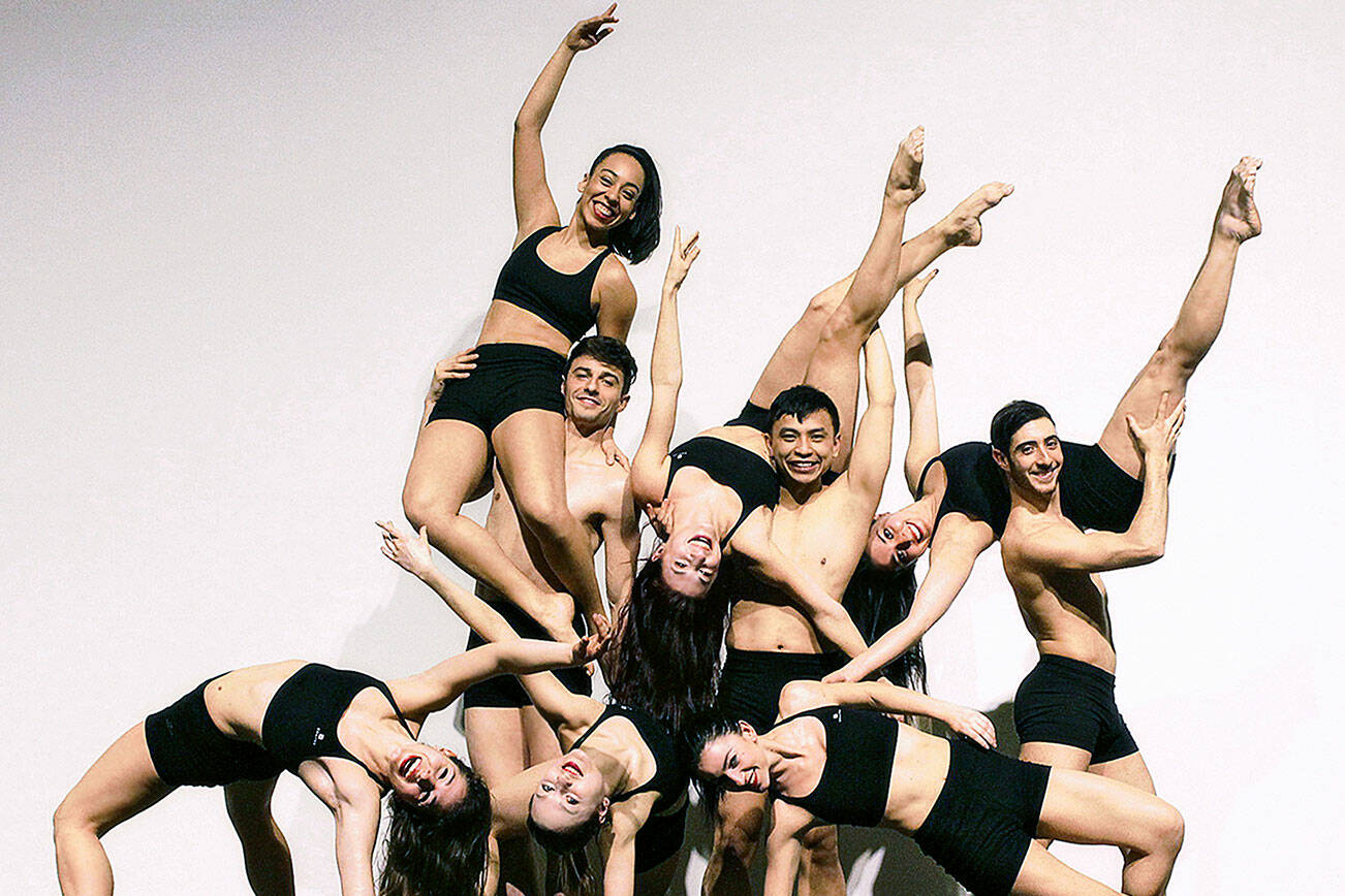 """Catapult, the dance company best known for their time on """"America's Got Talent,"""" will perform on Oct. 23 in Edmonds. (Catapult)"""